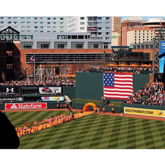 National Anthem at #OPACY. (@wheelsee)