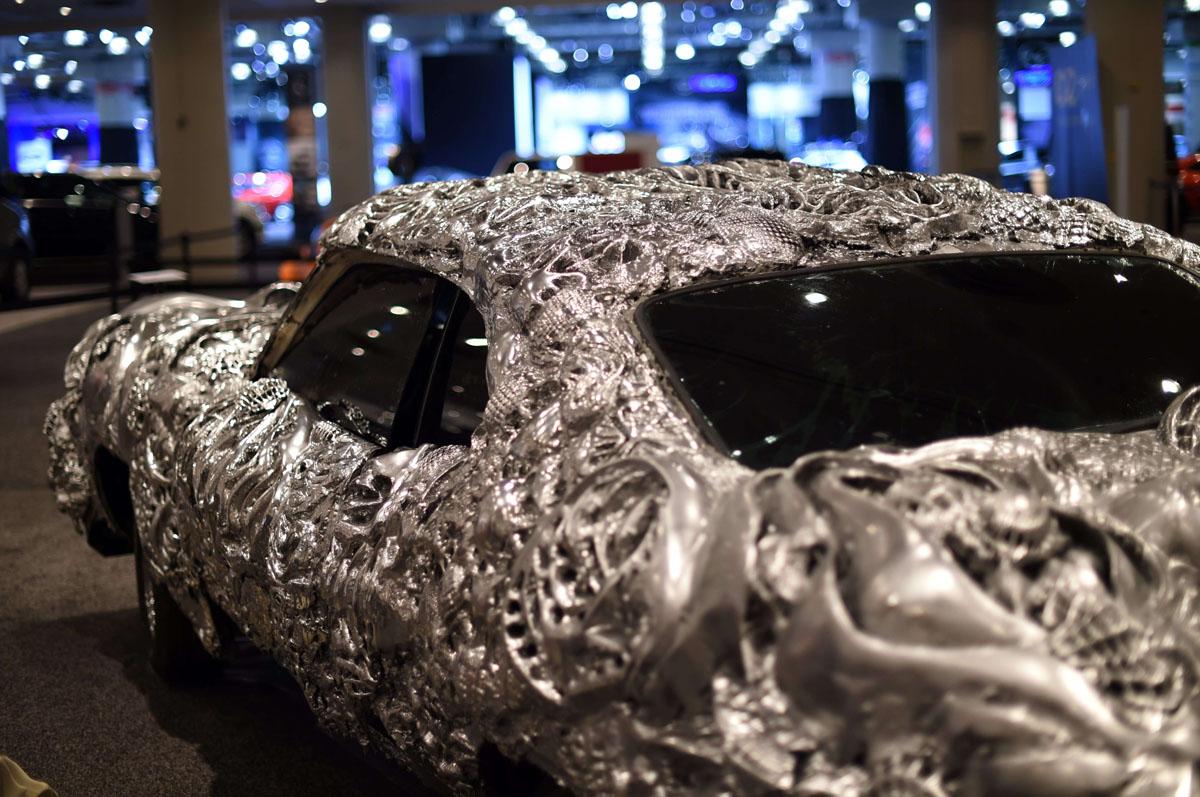 USNEW YORK AUTO SHOW - Car show javits center