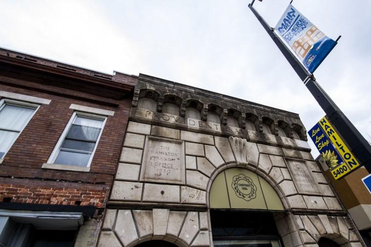 Scenes of Hamilton-Lauraville along Harford Road. (Kalani Gordon/Baltimore Sun/2014)