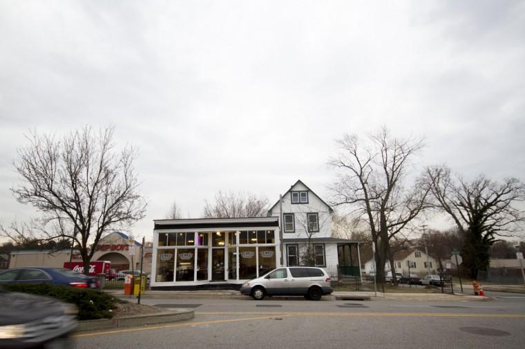 Zeke's Coffee, a staple in the Hamilton-Lauraville area. (Kalani Gordon/Baltimore Sun/2014)
