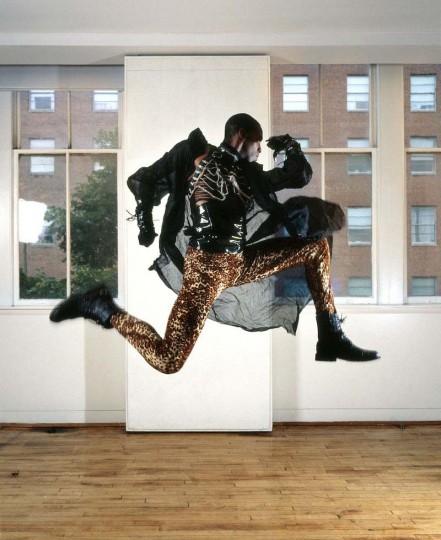 """""""Marquis Revlon (Jump)"""" by Frédéric Nauczyciel"""