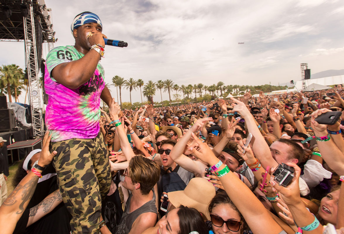 Coachella 2014: Pharell, Wye Oak and other choices abound as ...
