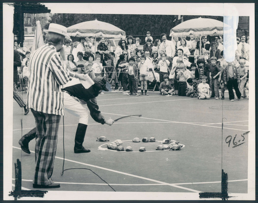 The Hopkins Turtle Derby