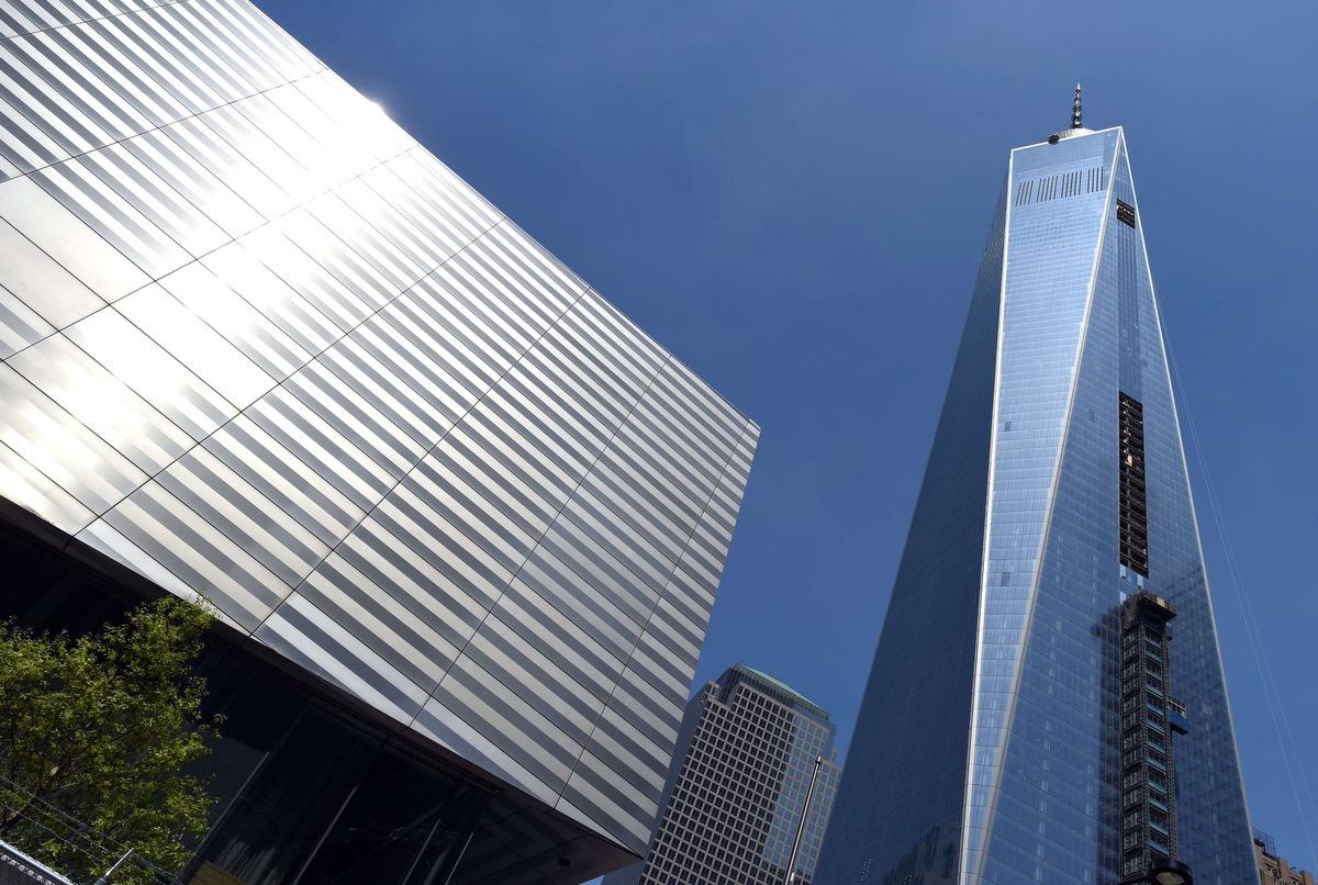 World Trade Center 2014 Memorial
