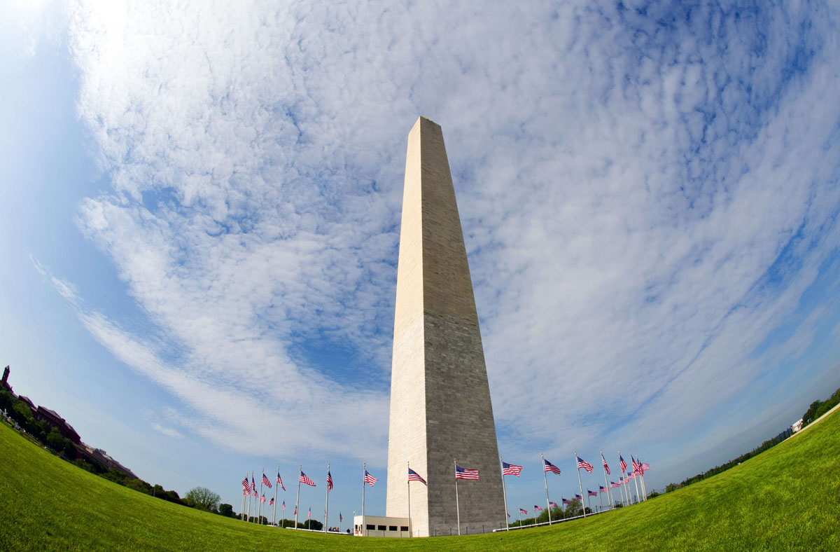 3 years after earthquake, Washington Monument reopens