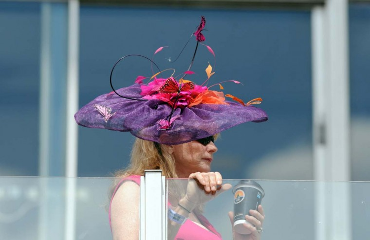 Scenes from the 139th Preakness day. (Kim Hairston / Baltimore Sun)