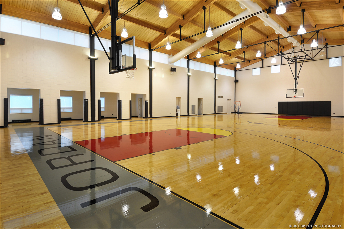Michael jordan s home in chicago reduced to 16 million for How big is a basketball court