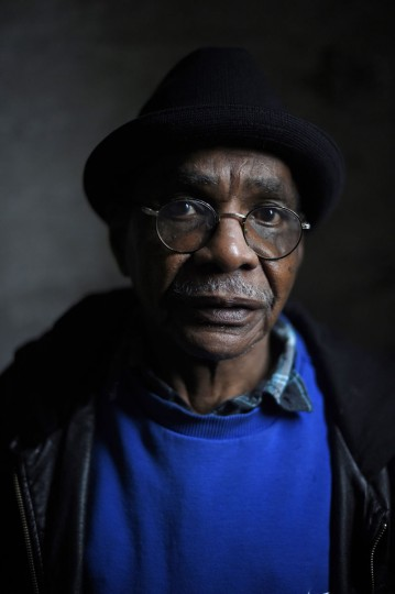 Former inmate at now-closed Eastern State Penitentiary, William Harrison, 75, served 3 separate terms (1959, 1962, 1970) for larceny, forgery, and assault, and revisits the prison in Philadelphia. (REUTERS/Mark Makela)