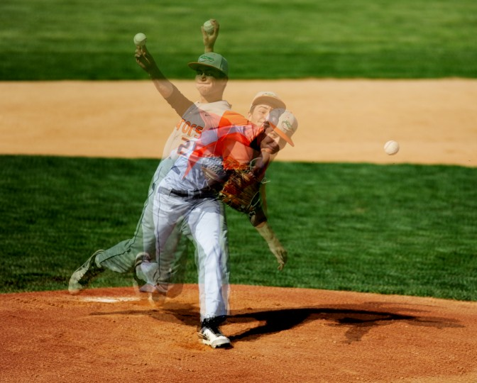 Reservoir pitcher Cody Morris (Jon Sham/BSMG)