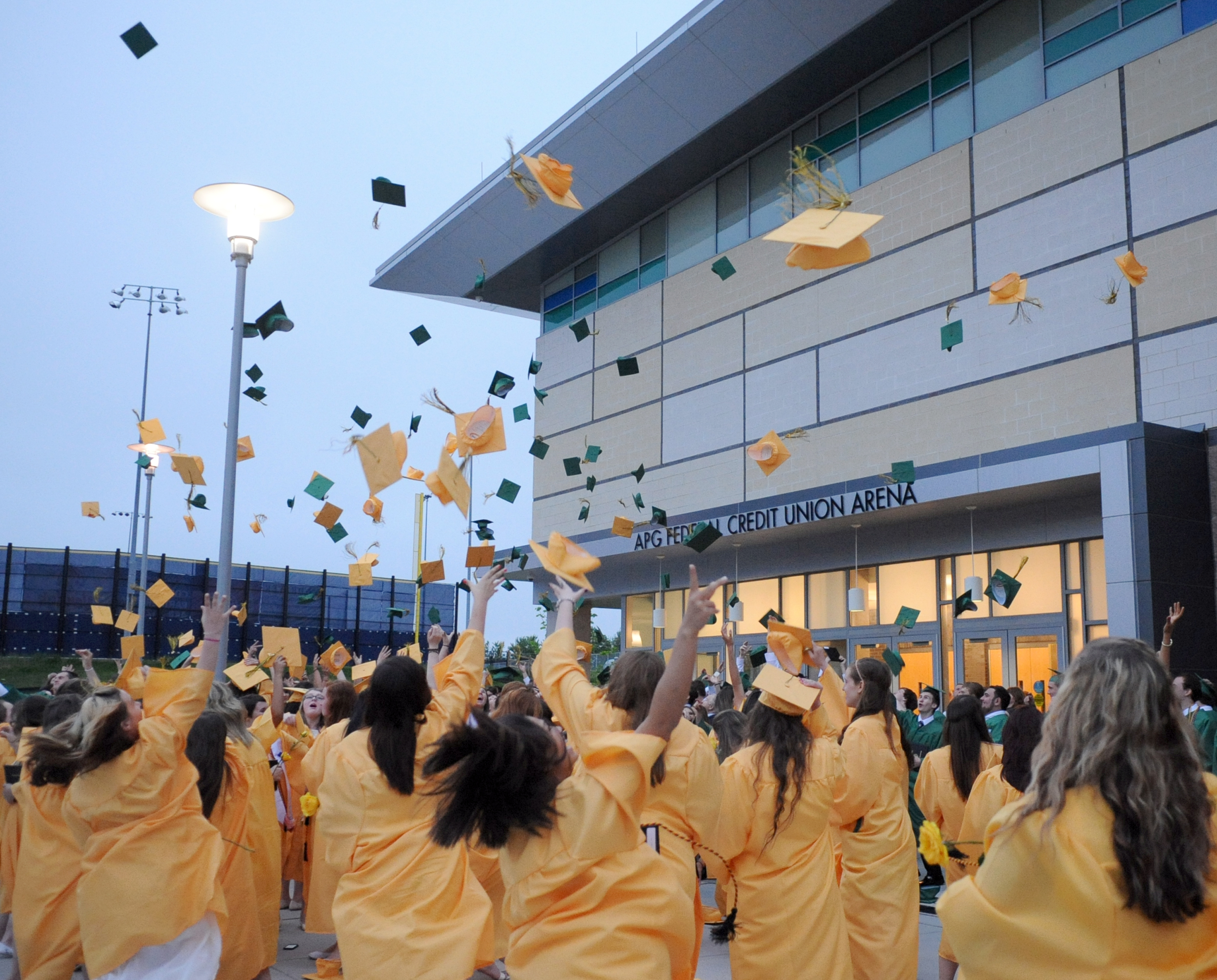 Best of 2014 area high school graduations