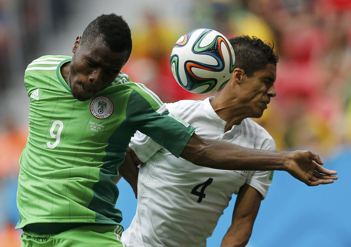 2014 FIFA World Cup: France knocks out Nigeria 2-0, Germany defeats Algeria 2-1 in extra time
