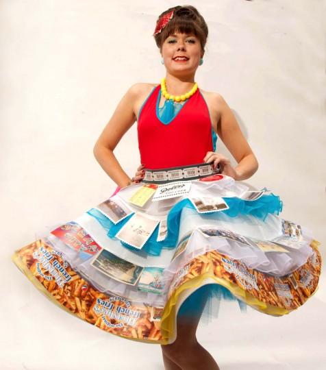 Amber Harkins of Bel Air. (Shan Gordon/Special to The Baltimore Sun)