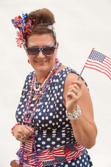 Julie Porter of Baltimore. (Shan Gordon/Special to The Baltimore Sun)