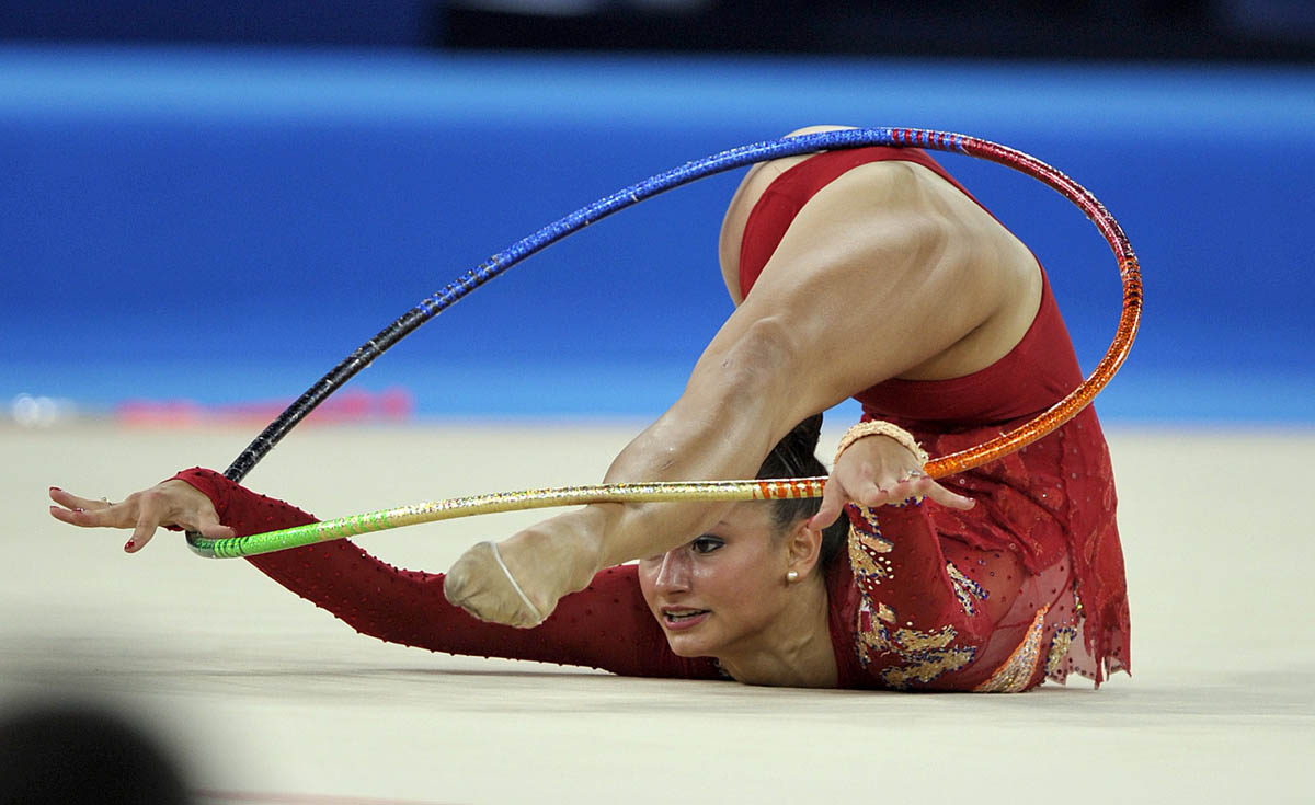 rhythmic gymnastics at commonwealth games