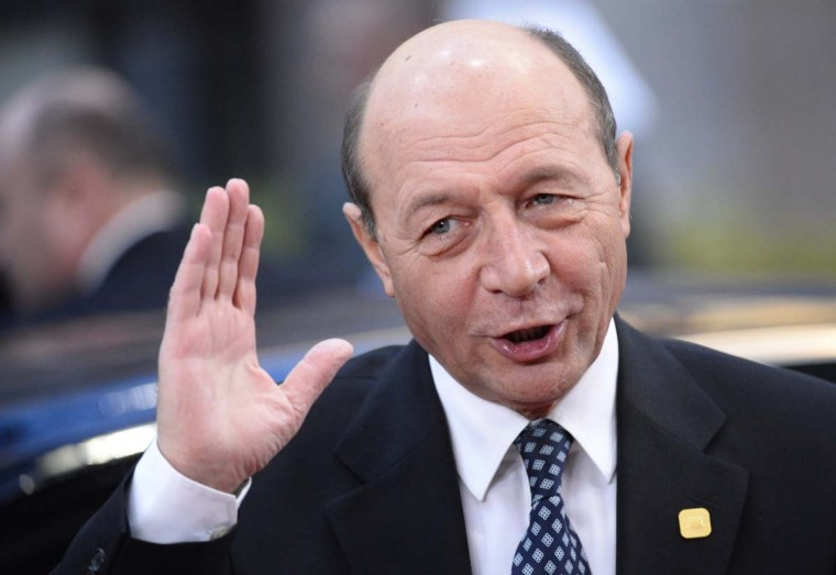 IMF in Romania: A group representing the International Monetary Fund will visit Romania from January 21 to February 5, according to national press agency Agerpres. The visit comes after President Traian Basescu (pictured) signed a new budget in December. (LIONEL BONAVENTURE/AFP/Getty Images}