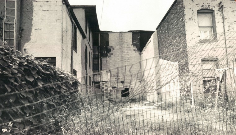 ScenesThe rear of the 1500 block of Light Street. Typical of many found by citizens groups and city inspectors who toured several blocks of the street, trying to get the neighborhood fixed up. (Baltimore Sun file)