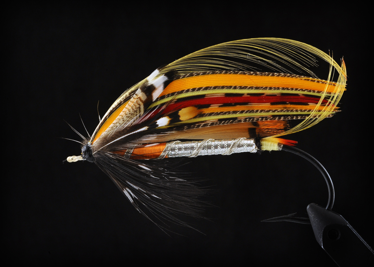 fly fishing: the art of tying artificial flies, Fly Fishing Bait