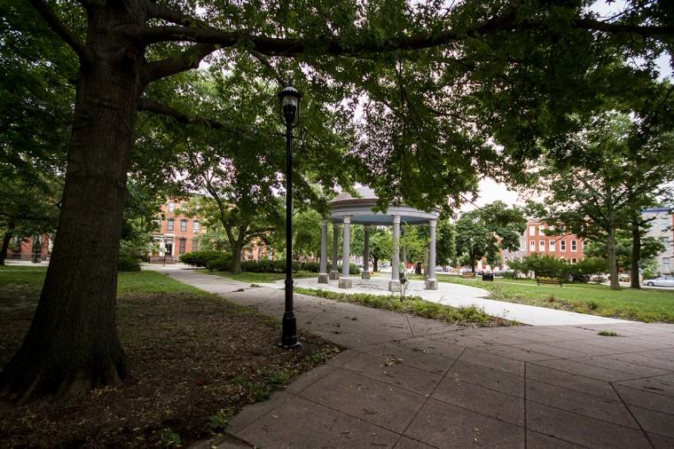 Union Square Park (Kalani Gordon/Baltimore Sun/2014)