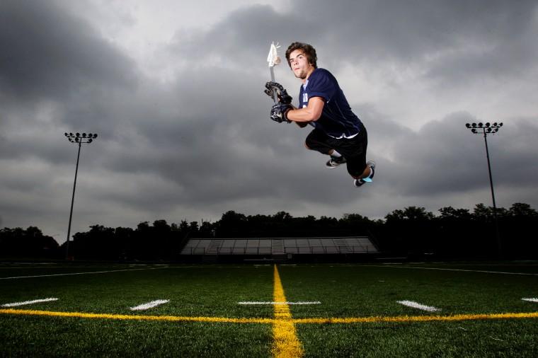 John Travisano, Howard lacrosse, June 2014