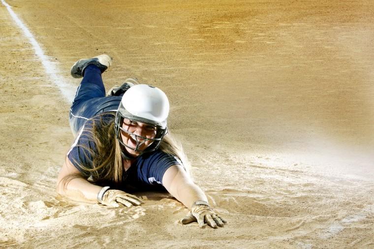 Kayli Paugh, Howard softball, June 2014