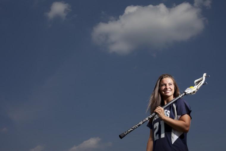 Taylor Hensh, Marriotts Ridge lacrosse, June 2014