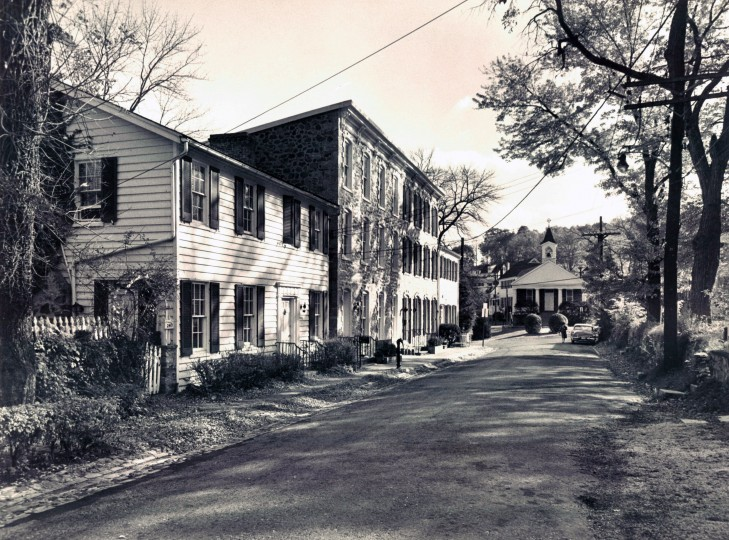 Feb. 14, 1974: Dickeyville, Md. (Sun file)