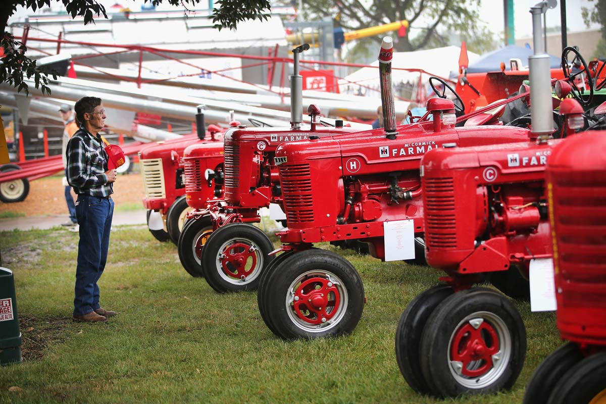 State Fair has tractors, FinFisher has shady clients, Oscar Pistorius has regrets | August 8