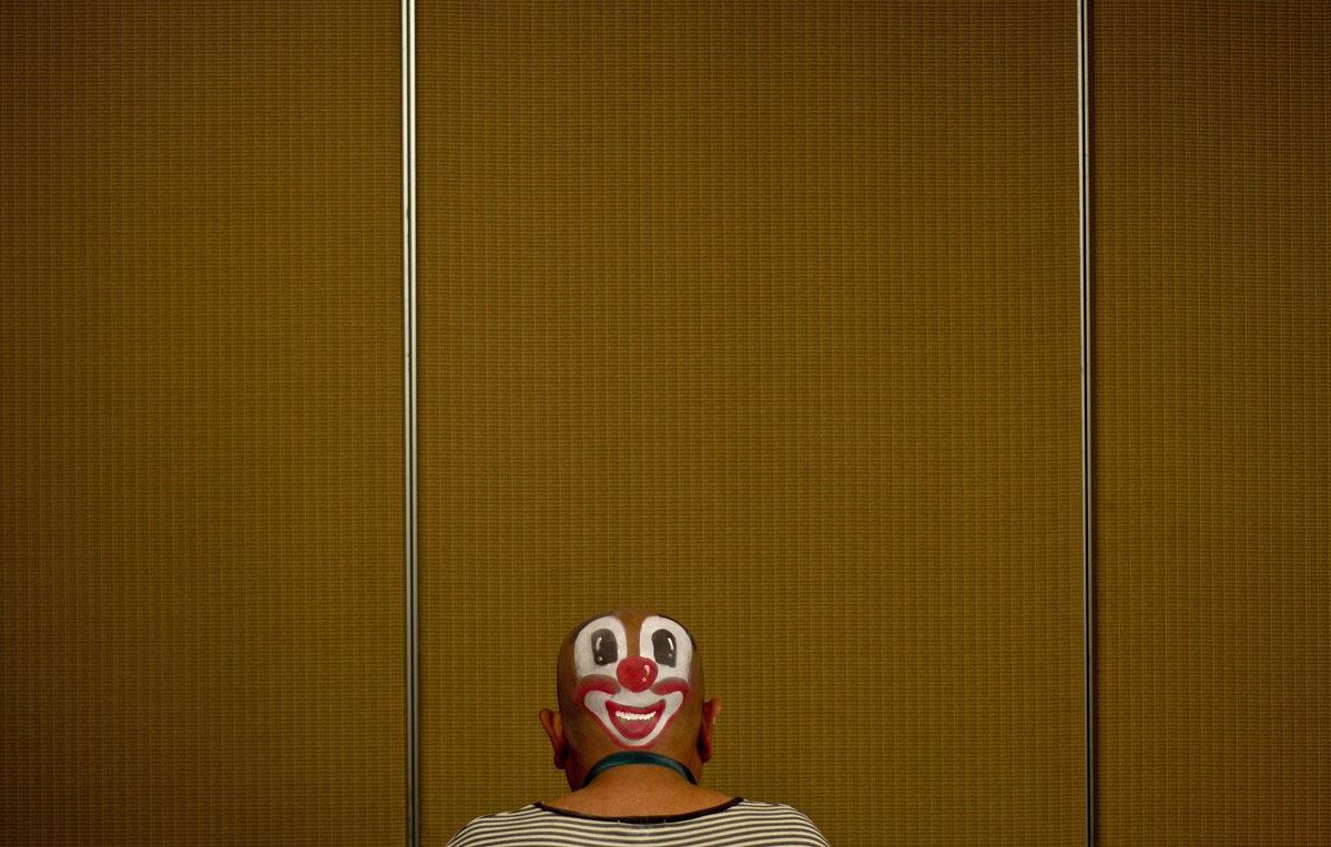Clown Festival in Kuala Lumpur
