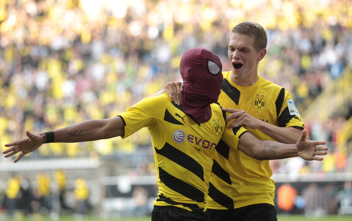 Daily Brief 8/13 Pierre Emerick Aubameyang Spiderman
