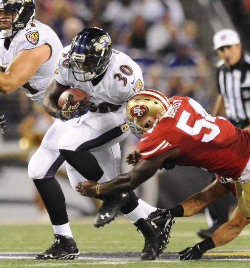 Ravens vs. 49ers