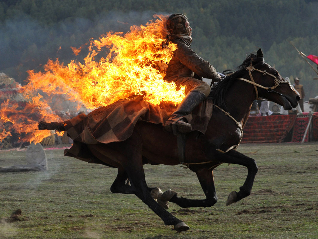 World Nomad Games in the Kyrgyz Republic