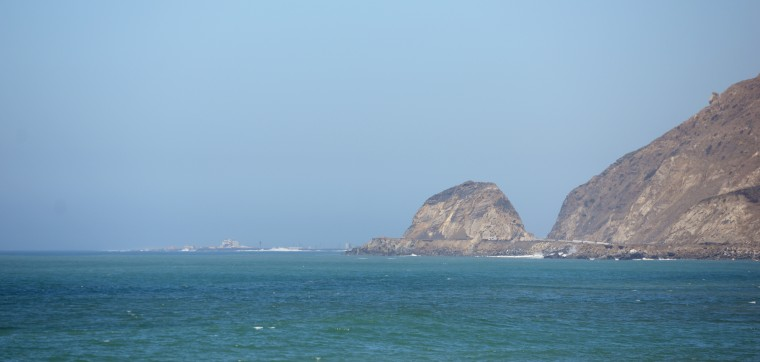 Driving up the Pacific Coast Highway is a long trip, but by far the most scenic and memorable I've ever experienced.