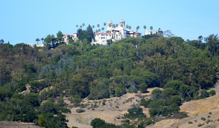 About halfway between Los Angeles and San Francisco lies the grandiose Hearst Castle, built by William Randolph Hearst and designed by famed architect Julia Morgan over decades. It was the inspiration for the Xanadu castle, from the 1941 Orson Welles film, 'Citizen Kane.'