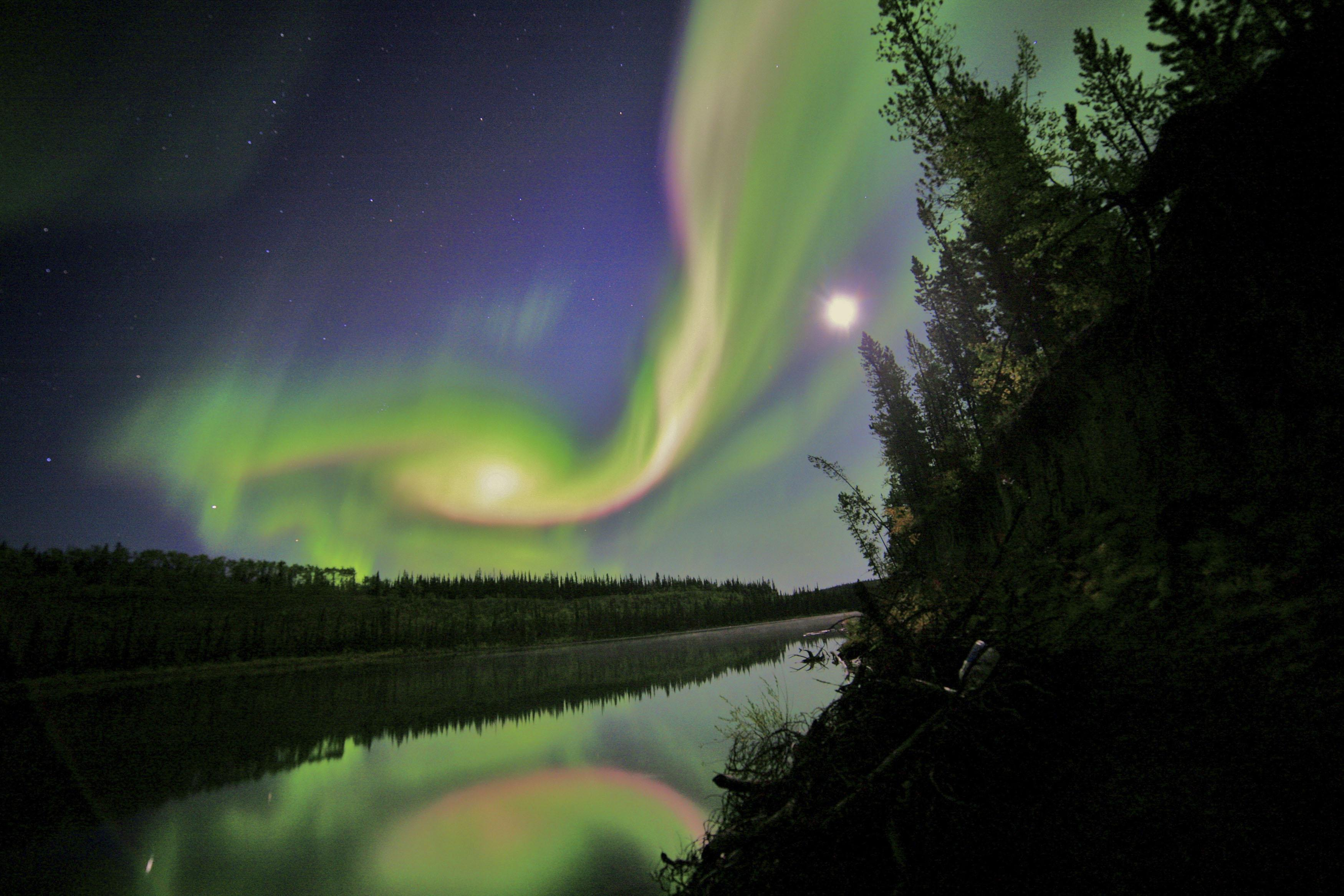 Supermoon, Northern Lights and solar flares: September in space