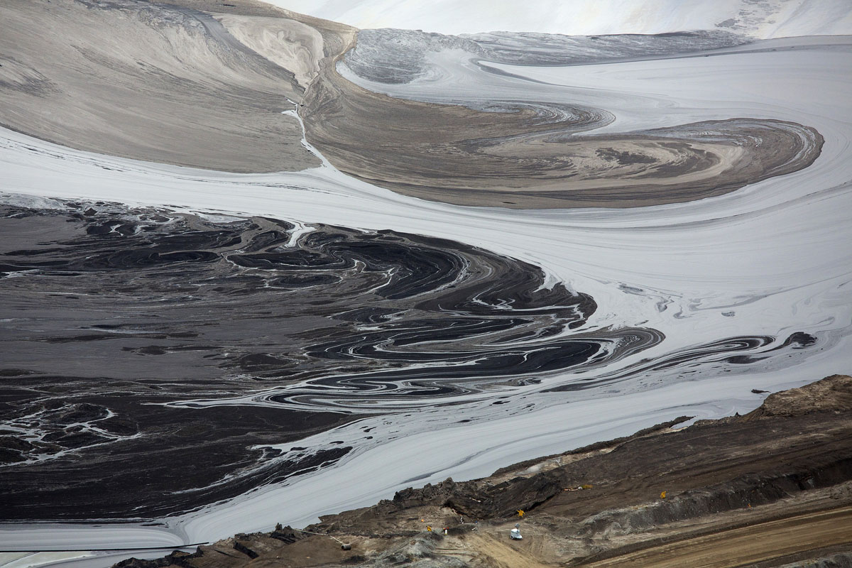 Exploring the oil sands of Alberta, Canada