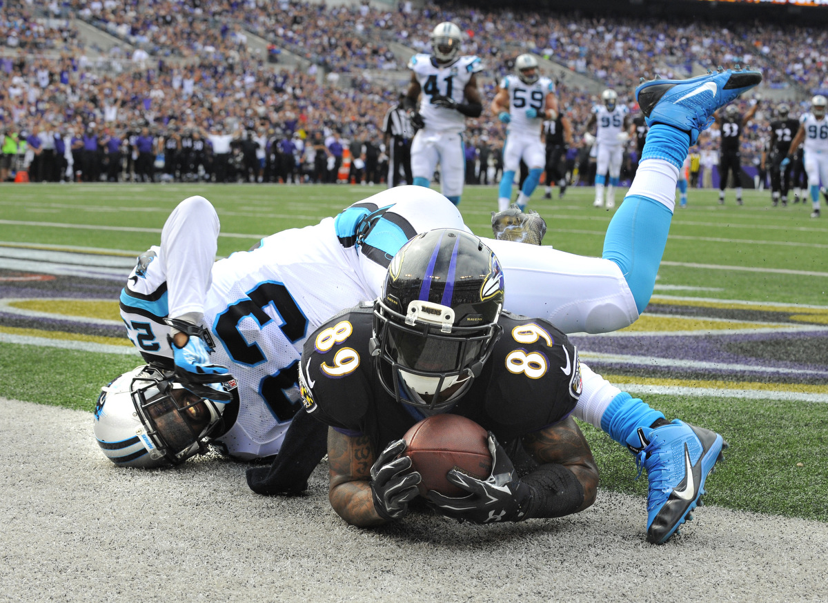 Rough Cut: Baltimore Ravens defeat Carolina Panthers 38-10