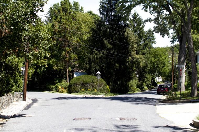 August 2014: Scenes from Dickeyville, a historic mill village in western Baltimore. (Kalani Gordon/Baltimore Sun)