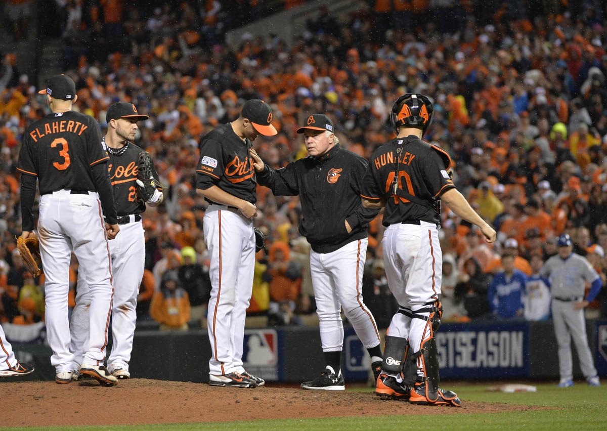 Rough Cut: Orioles lose to Royals in ALCS game 1