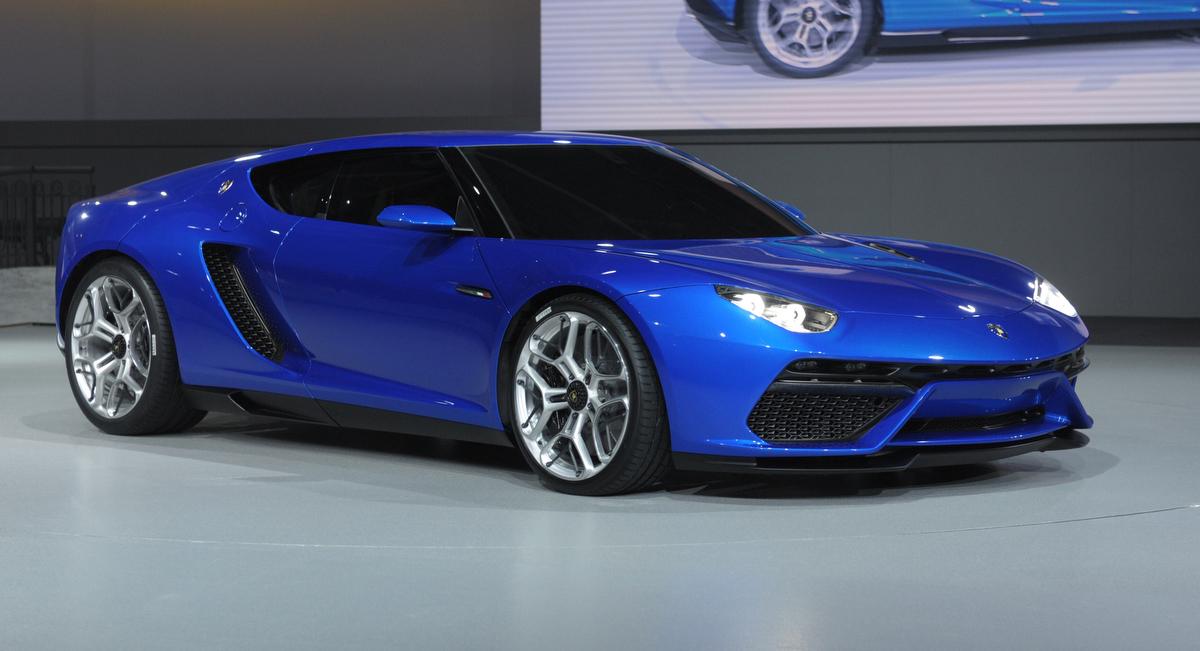 The 2014 Paris Auto Show