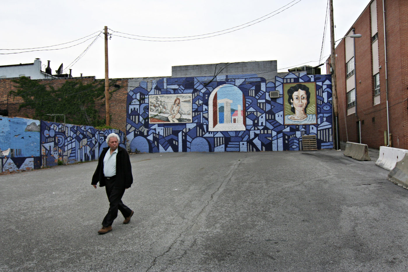 Exploring Baltimore's neighborhoods: Greektown