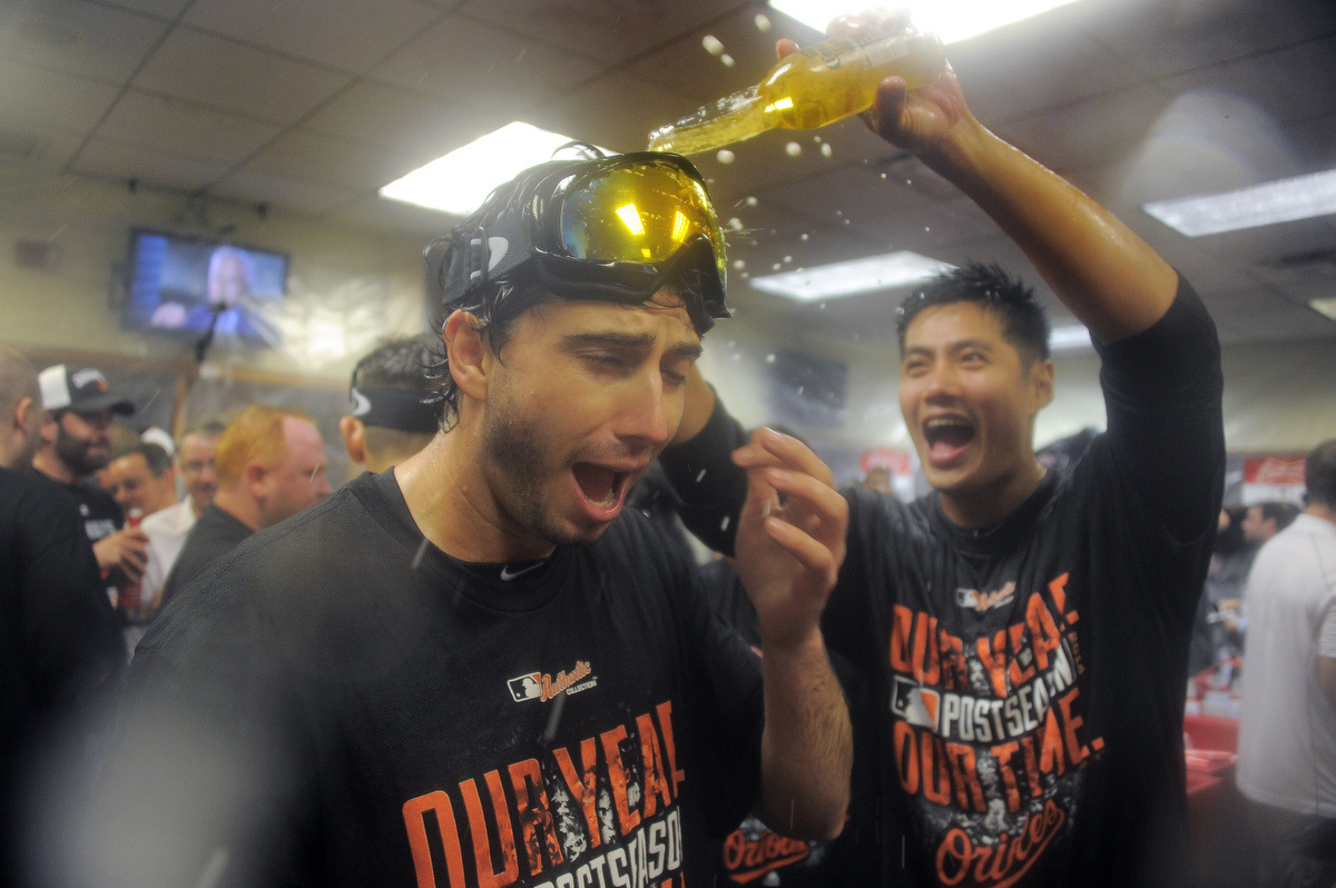 Rough Cut: Baltimore Orioles sweep the Detroit Tigers and advance to the AL Championship Series