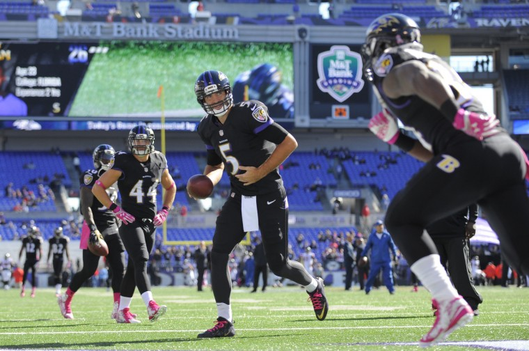 RC - Ravens 29, Falcons 7