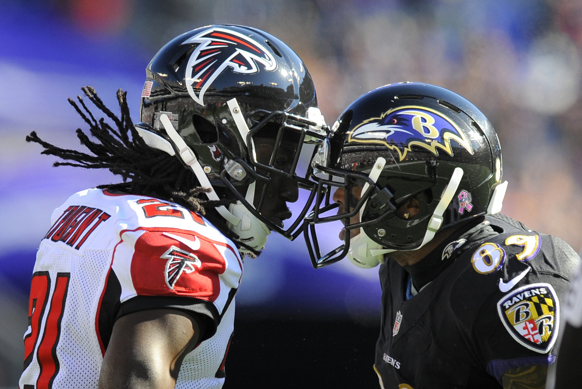Rough Cut: Baltimore Ravens defeat Atlanta Falcons 29-7