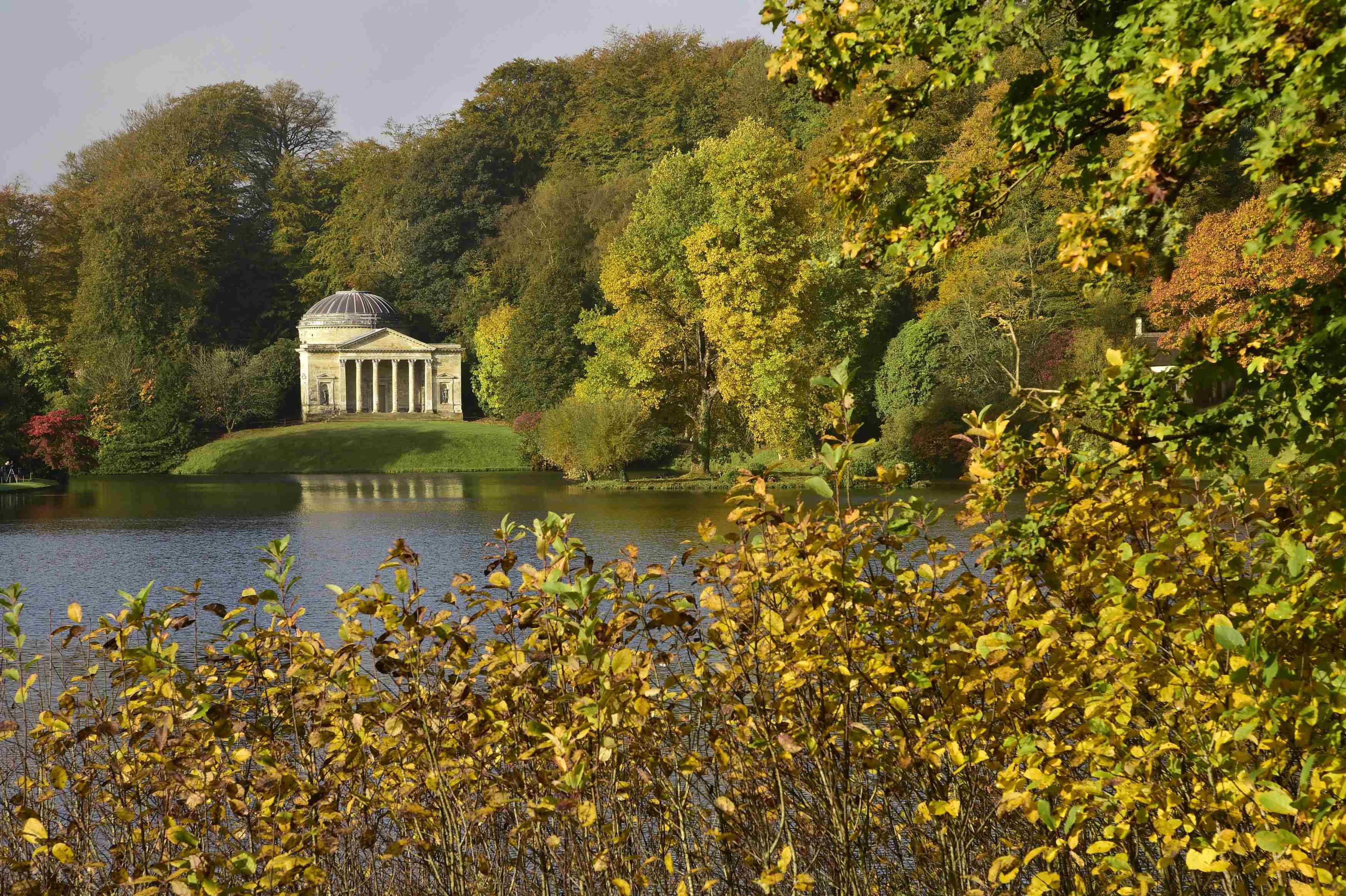 Fall foliage: Mother Nature\'s autumn show