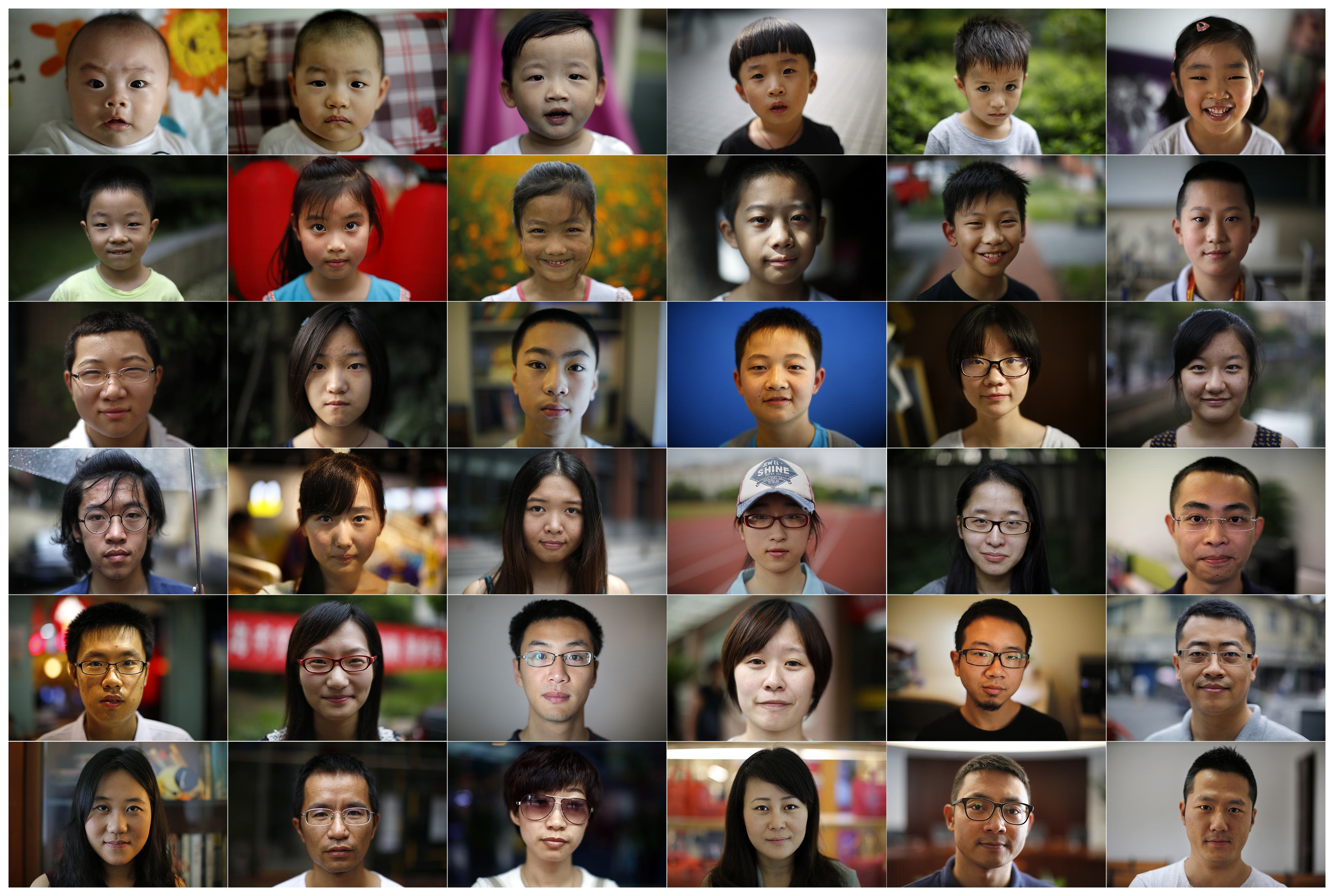 36 years of China's one child policy