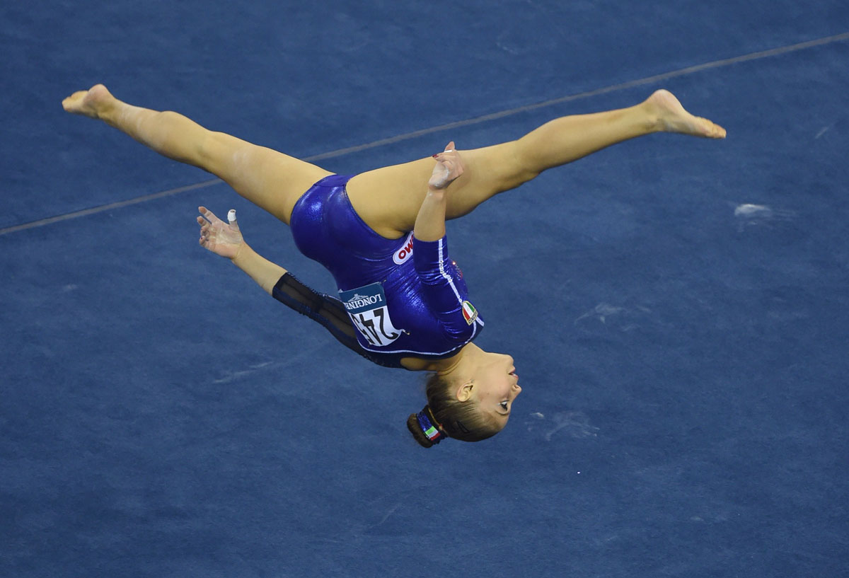 2014 Gymnastics World Championships in China