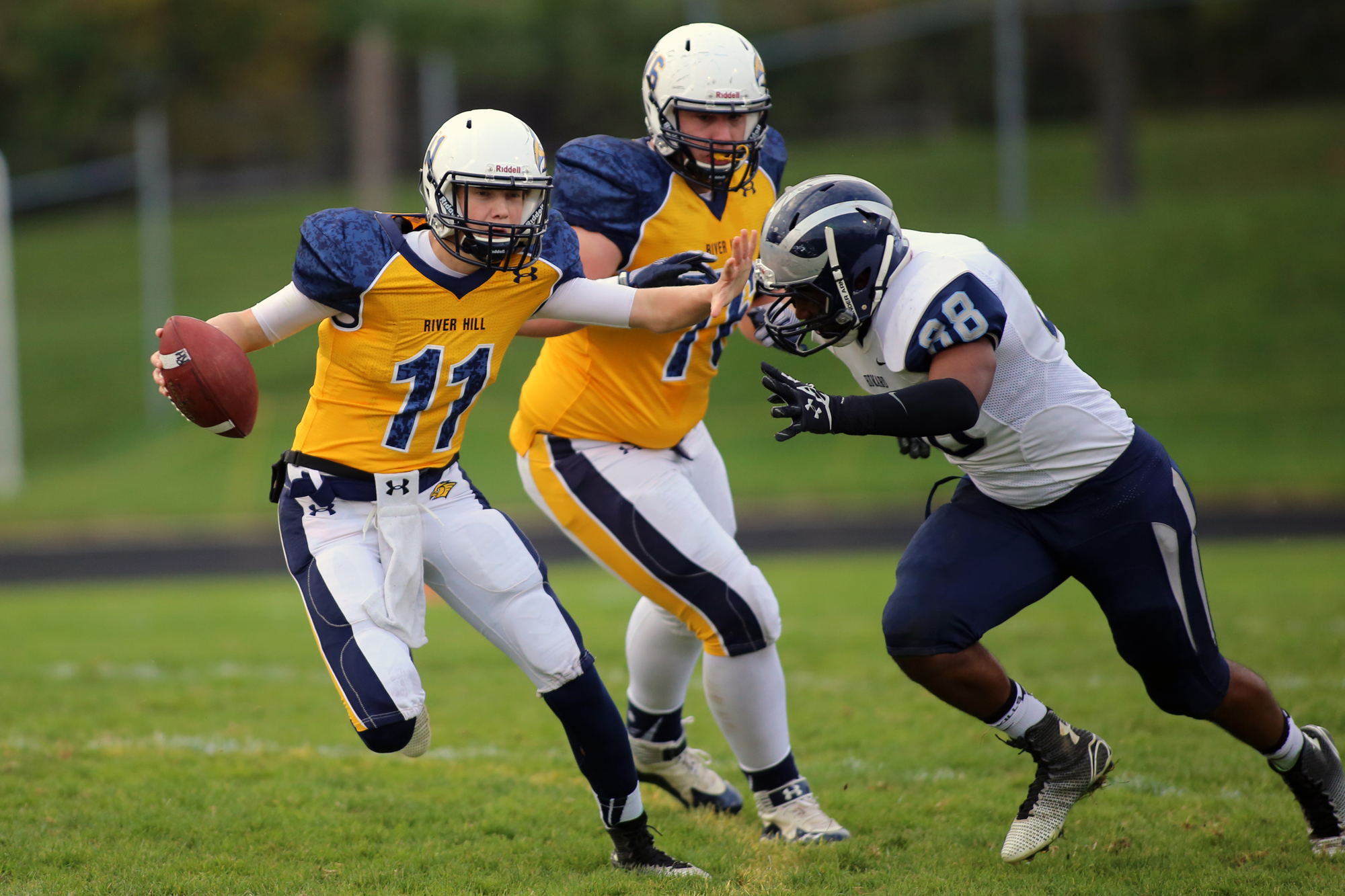 Best of high school sports week of oct 27 31 for River hill