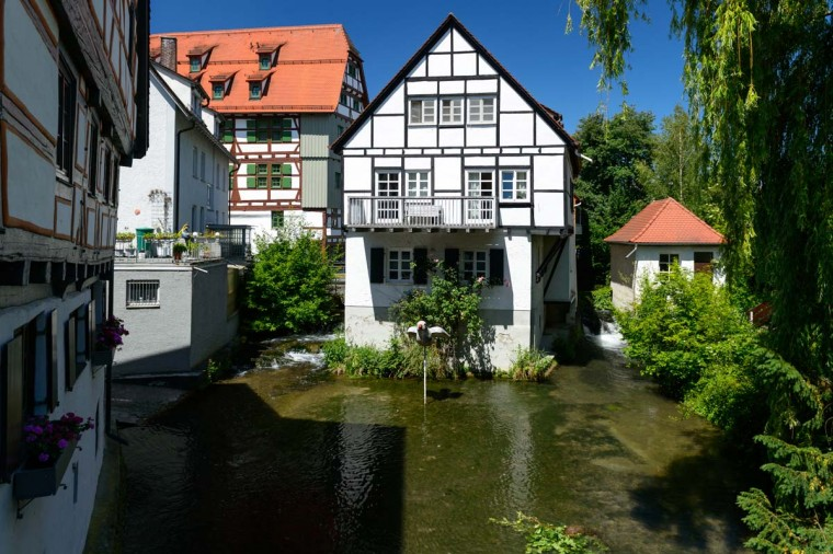 "ULM, GERMANY: Ulm is a small city in the southern German state of Baden-Württemberg.  Khaled El Masri, a German citizen living in Ulm with his six children, according to ACLU materials, boarded a bus with a plan to ""take a short vacation and some time off from a stressful home environment,"" according to his account as recorded in court documents. PHOTO CREDIT: Alessandro Caproni; used under a Creative Commons Attribution 2.0 Generic license"