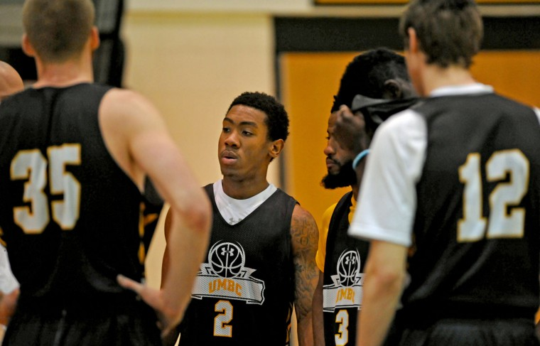 Name: Rodney Elliott Jr. College: UMBC Position: Guard Year: Sophomore High school: John Carroll Hometown: Baltimore 2013-14 stats: 15.0 points, 3.9 rebounds, 3.4 assists Elliott had just two scholarship offers despite finishing his high school career at John Carroll as one of the Baltimore Catholic League's top players. UMBC beat out High Point and the rest is history. Elliott was the America East's second-leading scorer in conference games and a unanimous pick as the conference's rookie of the year. (Amy Davis / Baltimore Sun)