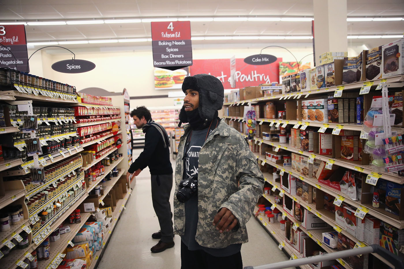 Thanksgiving in Ferguson